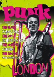Punk-in-London